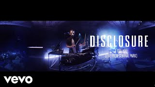 Скачать Disclosure F For You Live From Central Park