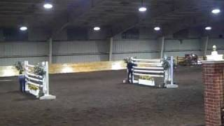 Horse Jumping ~ 5 Bar Event ~ 5ft 6in High