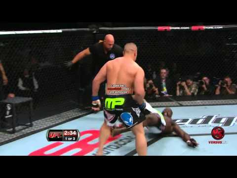 Highlight - Congo vs. Barry from UFC Live Versus 4