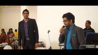 Chandru Menaka Reception Highlights