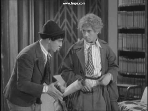 The Best of Harpo Marx - Animal Crackers (1930)