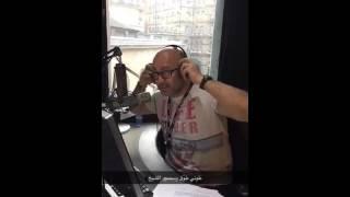 سناب شات مع فريق راديو بي بي سي اكسترا