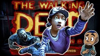 ALL THAT REMAINS | The Walking Dead: Season Two (Game) | Episode 1 Gameplay Walkthrough TWD S2 E1