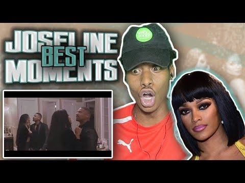 SHE IS A COMPLETE SAVAGE!! 😂🔥 BEST OF JOSELINE HERNANDEZ REACTION