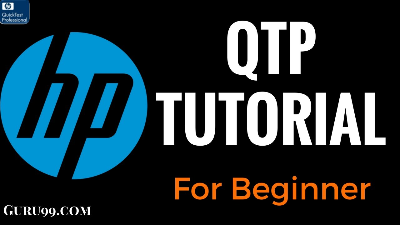 Qtp tutorial for beginners youtube qtp tutorial for beginners baditri Image collections