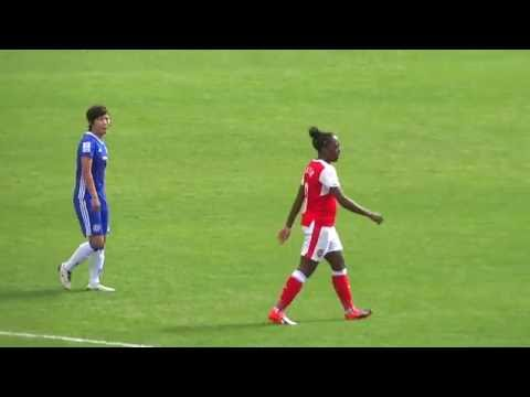 WFD. 12 Watch 2016 Ft. Danielle Carter .Arsenal Ladies F.C