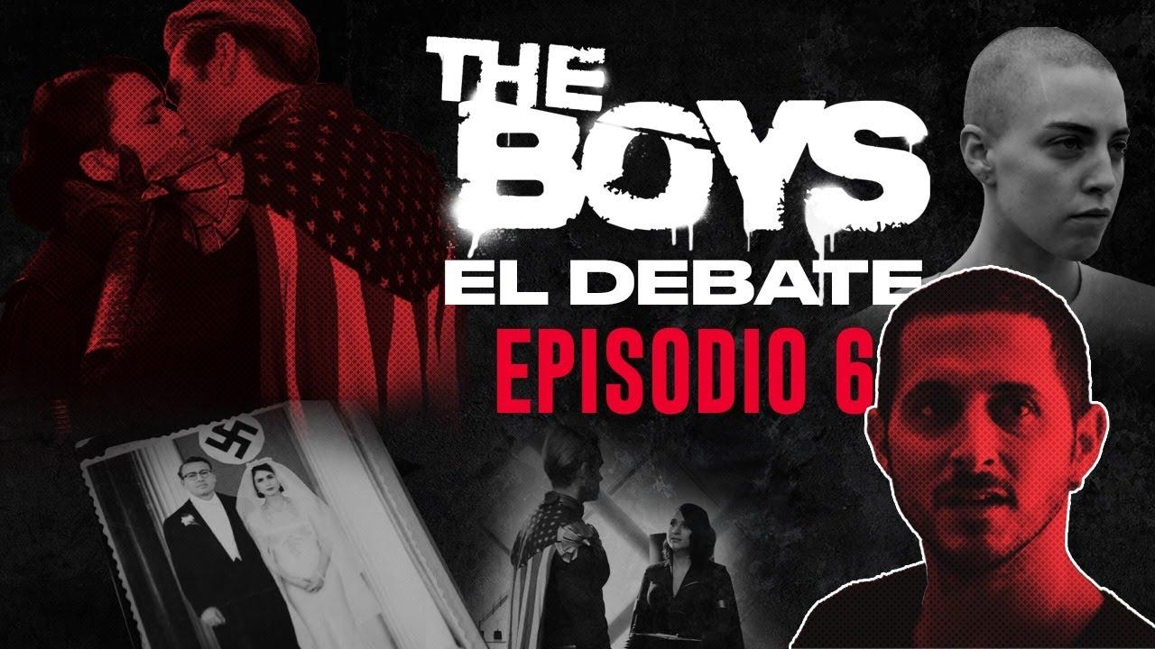 THE BOYS: ¿QUIEN ES CINDY? | DEBATE CON SPOILERS EPISODIO 6 TEMPORADA 2