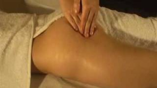 Learn to give a buttock massage