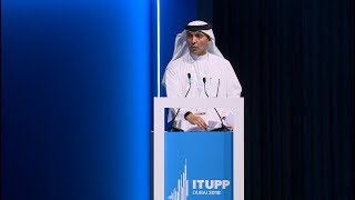 Talal Al Falasi, Chairman, TRA, United Arab Emirates, PP18 Opening Ceremony Speech thumbnail