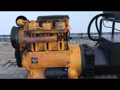 DPX Power : Hatz 3M41 - 25 kVA Generator - DPX-11629