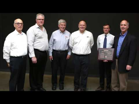 T/CCI Caterpillar Supplier Quality Excellence Process Award