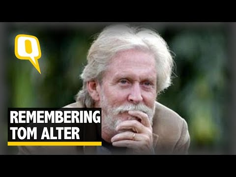 Family Organises a Ceremony to Remember Tom Alter | The Quint