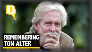Loved Ones Organise a Get Together in Memory of Tom Alter   The Quint