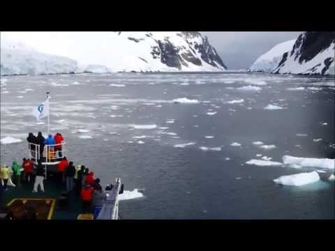 My trip to Antarctica March 2015