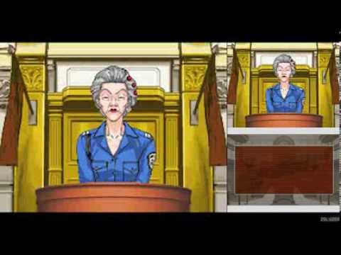 Phoenix Wright: Ace Attorney #07 - Turnabout Samurai ~ Day 2, Trial