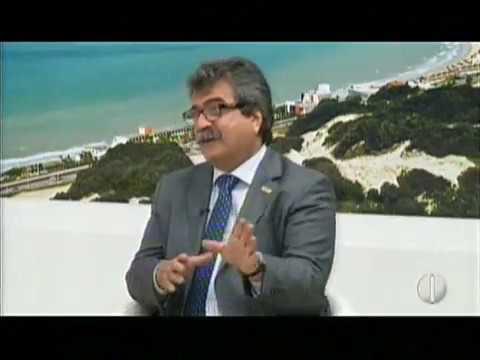 Bom Dia RN - Entrevista com Amaro Sales, presidente da FIERN