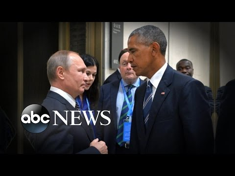 Obama Vows Retaliation for Russian Election Cyber Attacks