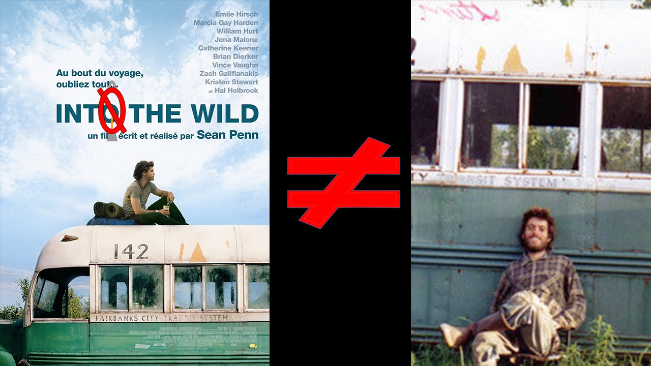 Into the Wild | Based on a True Story - YouTube