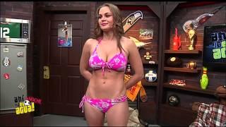 Virginia Ramirez en Bikini