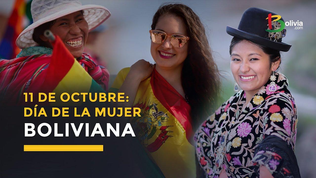 Historia 11 De Octubre Por Que Se Celebra El Dia De La Mujer Boliviana En Esta Fecha Youtube El diario reporta que cuando la madre encontró a su hijo colgado de una viga, huyó de la casa y ni siquiera cerró la puerta, ante el temor de que la responsabilicen por el suicidio del menor. historia 11 de octubre por que se celebra el dia de la mujer boliviana en esta fecha