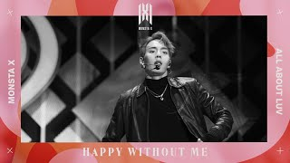 MONSTA X - HAPPY WITHOUT ME mp3