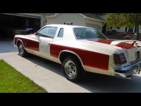2016 Dodge Magnum >> 1978 Dodge Magnum XE - YouTube