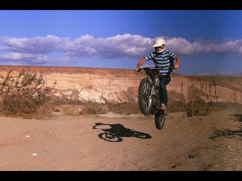 Spillway Park Motocross, Santa Maria 1971-1972
