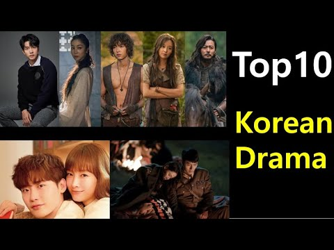 Top 10 Best Korean Drama Netflix 2019 2020 Youtube