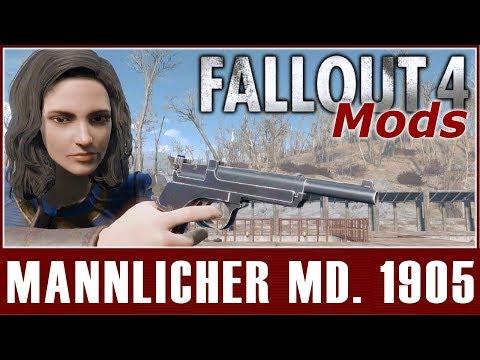 Fallout 4 Mods - Mannlicher Md. 1905