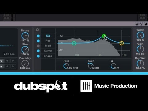 Ableton Live Tutorial: Impulse Response and Convolution Reverb Using Max for Live w/ Chris Petti