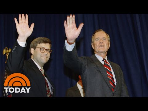 Trump Nominates William Barr To Be Next Attorney General | TODAY