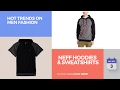 NEFF Hoodies & Sweatshirts Hot Trends On Men Fashion