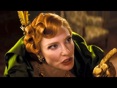 'The Evil Stepmother' CINDERELLA Character Trailer