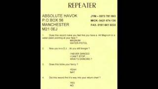Havok 2 - Repeater - Doughnut (Chris Liberator