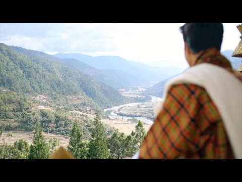 Study Abroad in Bhutan: A Visual Pilgrimage