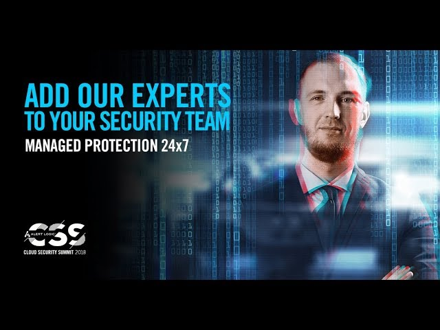Add Our Experts to Your Security Team: Managed Protection 24/7