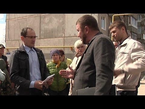 Жильцы многоквартирного дома в Благовещенске воюют с управляющей компанией