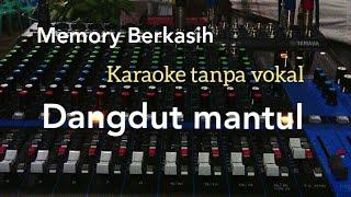 Gambar cover Memory Berkasih - Karaoke Dangdut Tanpa Vokal (Ozan Music)