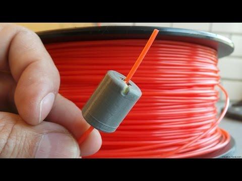 Universal 3D-print Filament Filter