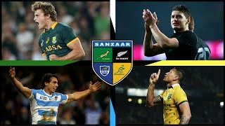 The Rugby Championship Is Back!