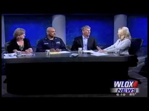 Part 1:  Coastal Crisis Panel on WLOX TV 13, July 8, 2010