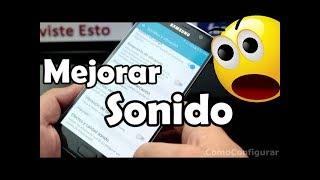 Cómo Mejorar El Sonido De Su Celular Inteligente Samsung Galaxy S7 Trucos y Tips