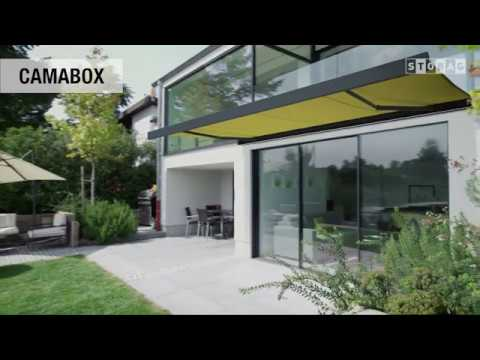 Protection Solaire Pour Balcons Terrasses Avec Stobag