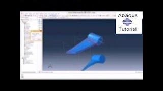 Abaqus tutorial-Modeling fan blades in Abaqus