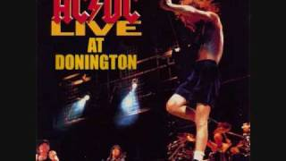 The live at Donnington version of the AC/DC song Razor's Edge. Bril...