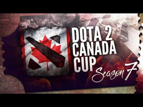 Shazam vs coL - Dota 2 Canada Cup #7 - Play-offs - Game 3 bo3