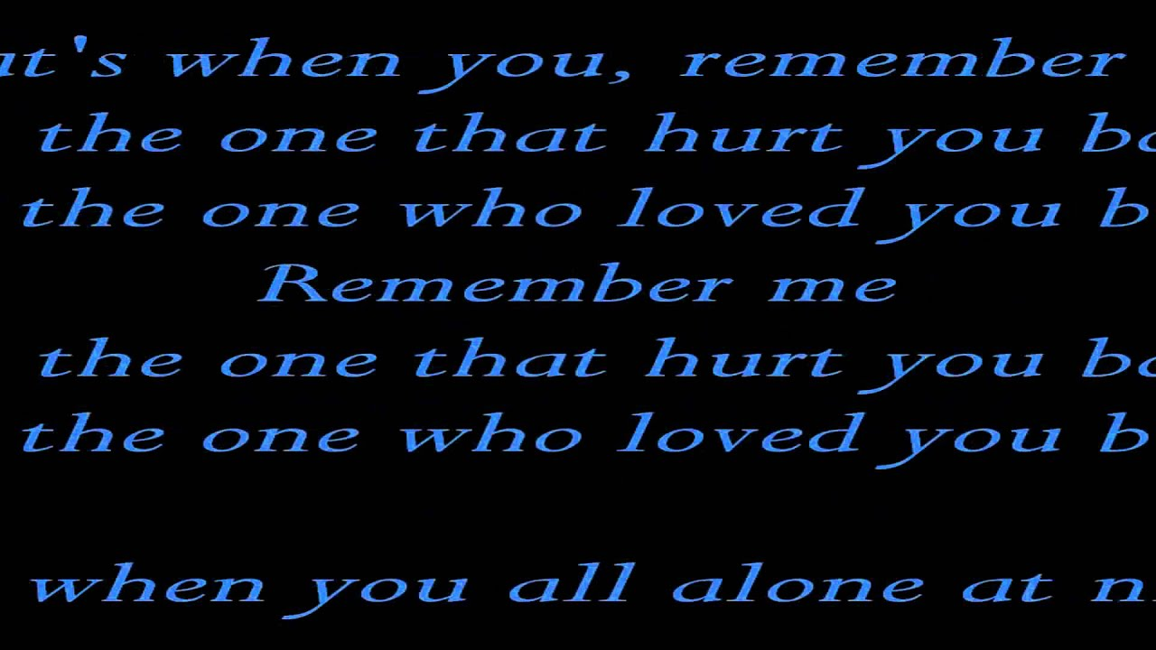 Remember Me-Daley (feat Jessie J) Lyrics ||OFFICIAL ...