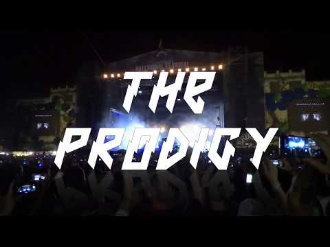 THE PRODIGY - WEEKEND BEACH FESTIVAL 2017 SPAIN