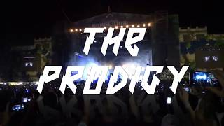 THE PRODIGY WEEKEND BEACH FESTIVAL 2017 SPAIN