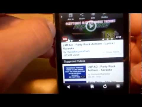 Youtube to mp3 on iphone ipod ipad ( Transfert music into ipod library right on your idevice !) HD